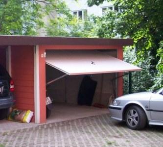 garage carportaufbau. Black Bedroom Furniture Sets. Home Design Ideas