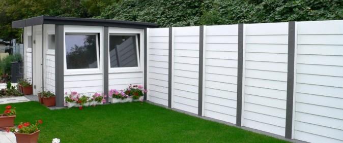 Schutzw nde und grundst cksmauern - Gartenmauer fertigteile ...
